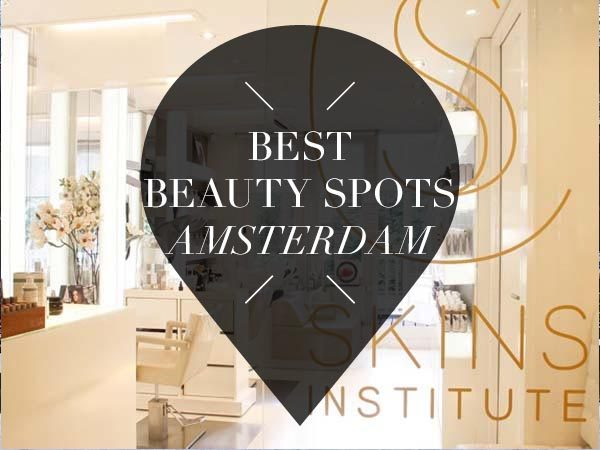 best beauty addresses amsterdam