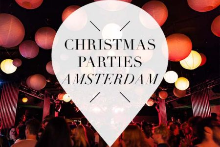 christmas parties amsterdam 2017