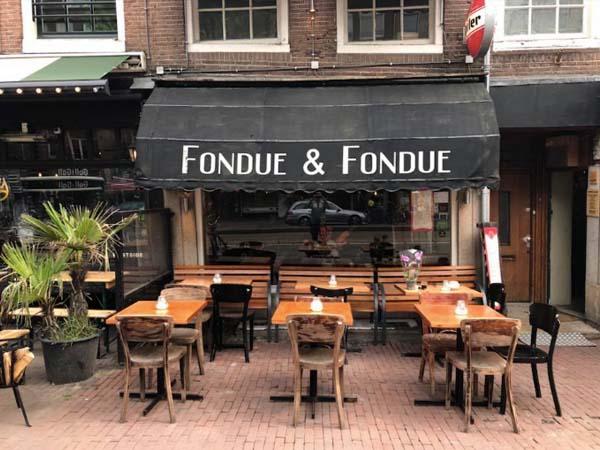 © Fondue & Fondue, Amsterdam