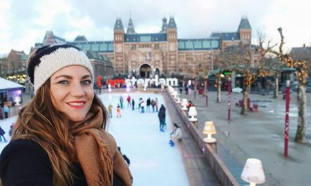 ice skating amsterdam