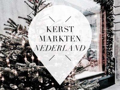 kerstmarkten nederland 2017
