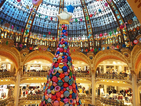 parijs kerst guide