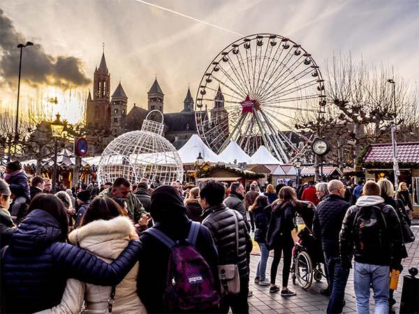 magisch maastricht - kerstmarkten in nederland