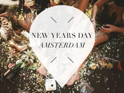 new years day in amsterdam