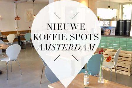 nieuwe koffie spots amsterdam