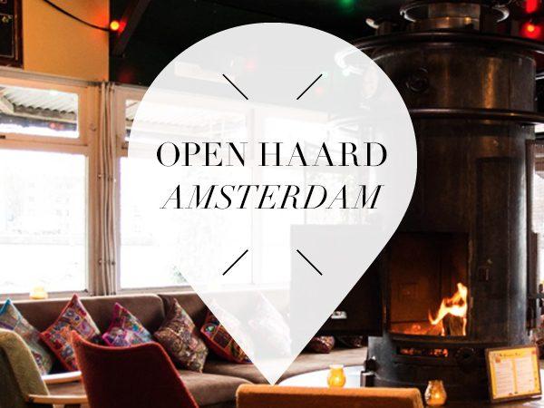 open haard in amsterdam