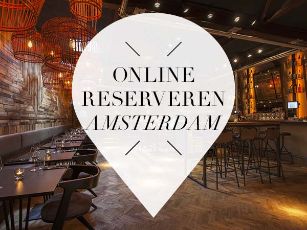 restaurant reserveren amsterdam open table