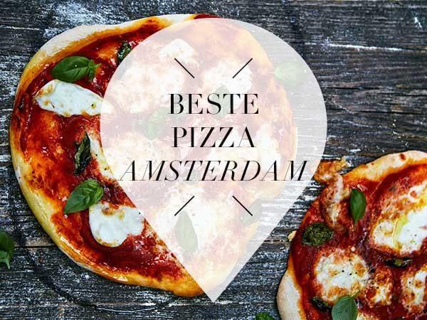 beste pizza in amsterdam pointer
