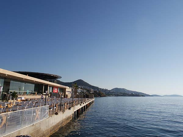 beste restaurants Bodrum