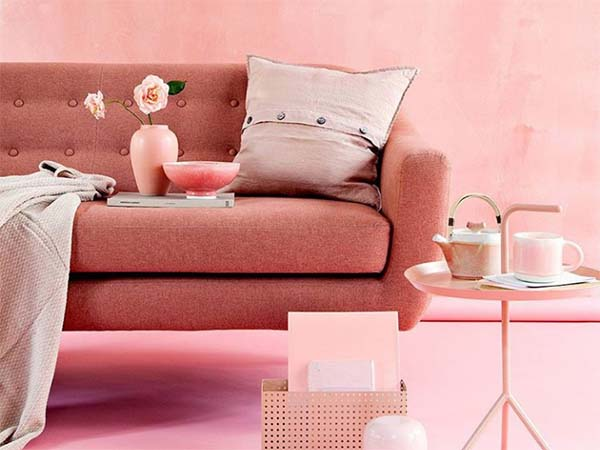 Living trends 2018 // velvet sofas, pink and more // Your Little ...