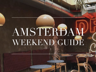 amsterdam weekend guide februari