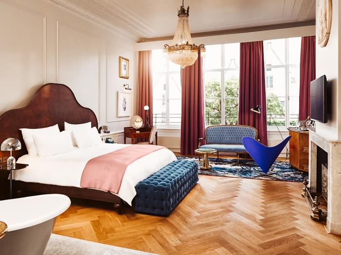 Beste boetiek hotels Nederland