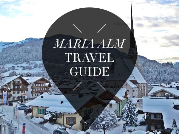 maria alm travel guide