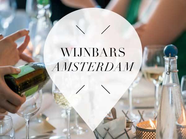 wijnbars amsterdam pointer