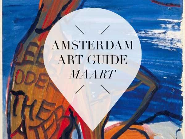 art guide maart