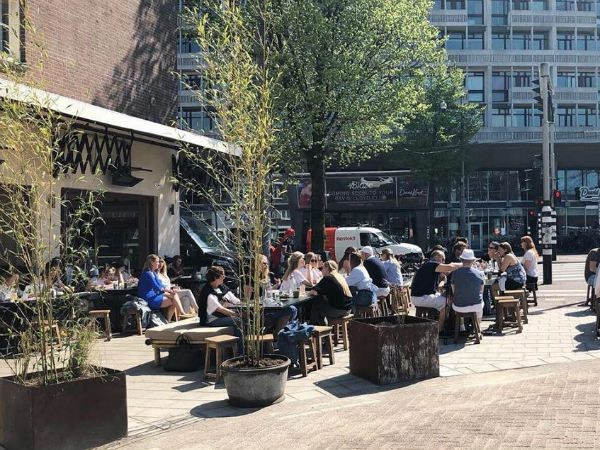 Bar Kosta Amsterdam // Overtoom // Your Little Black Book