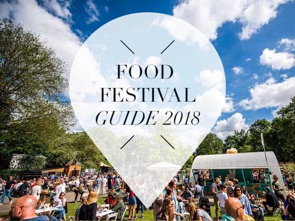 food festival guide 2018