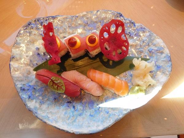 sushisamba sushi