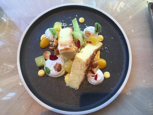 sushisamba dessert