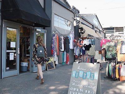 vintage stores portland oregon