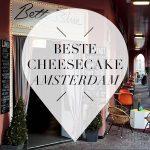 beste cheesecake amsterdam