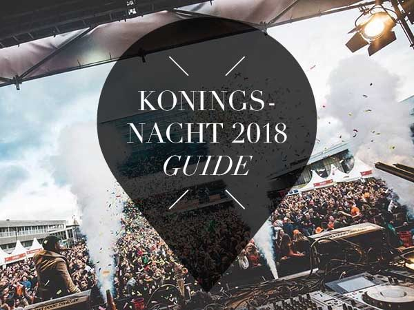 koningsnacht amsterdam 2018