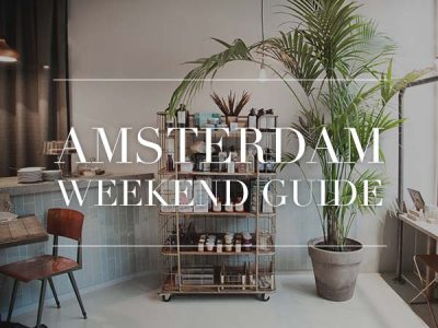 amsterdam weekend guide week 17