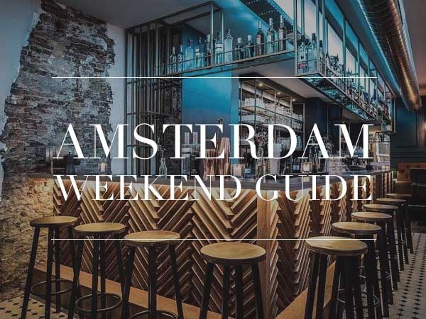 amsterdam weekend guide mei