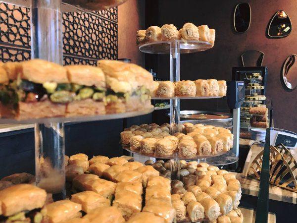Alsham delights amsterdam patisserie your little for Baklava bestellen rotterdam