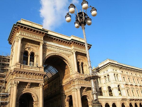 Milaan city trip