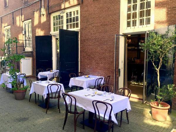 terras restaurant breda