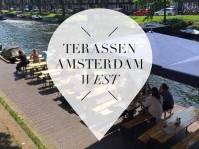terrassen in amsterdam west pointer