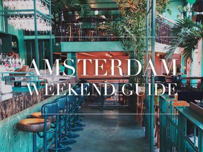 amsterdam weekend guide june juni 1 2 3