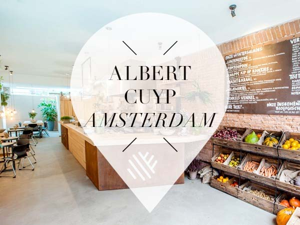 16 x Nieuwe Hotspots in Amsterdam | Amsterdam | Little