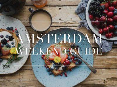 amsterdam weekend guide week 26