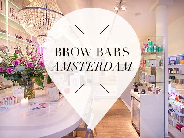 brow bars amsterdam pointer