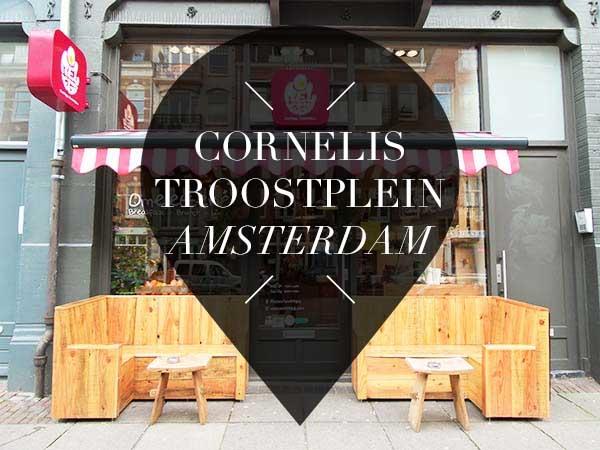 15 X Vegetarische restaurants in Amsterdam die je wil kennen