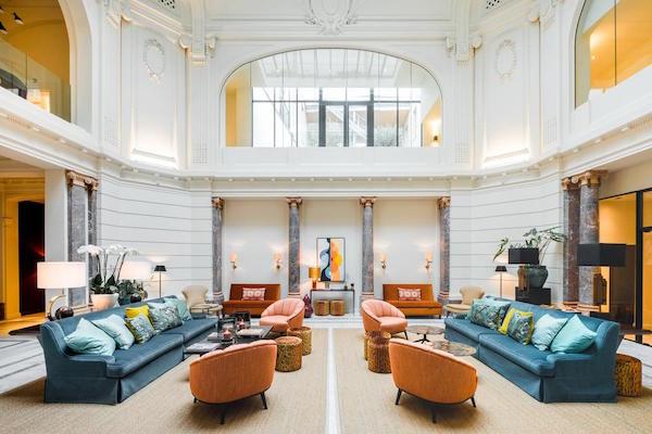 hotel Franq Antwerpen