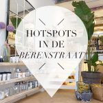 hotspots in de berenstraat pointer