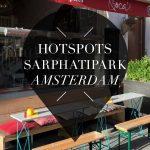 hotspots sarphatipark amsterdam
