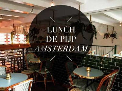 lunch de pijp amsterdam
