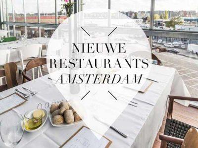 nieuwe restaurants in amsterdam pointer