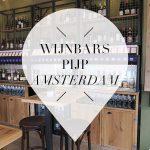 wijnbars pijp amsterdam