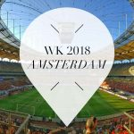 wk 2018 in amsterdam pointer