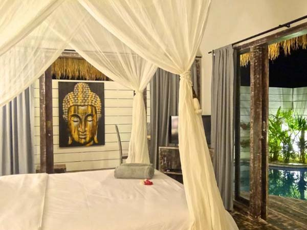 Atoll Haven, Gili Air - Beste boutique hotels gili eilanden