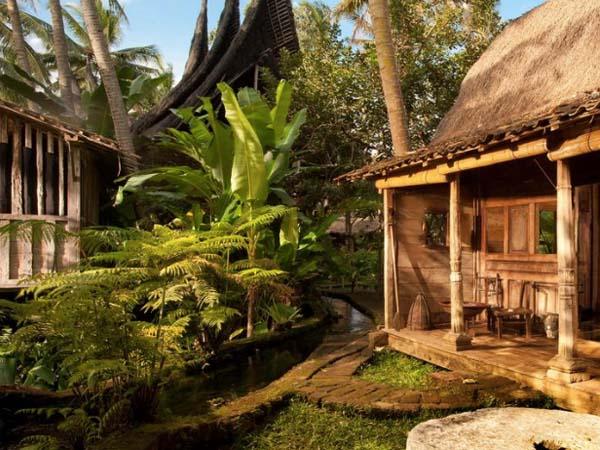 Bambu Indah Ubud - Beste boutique hotels ubud