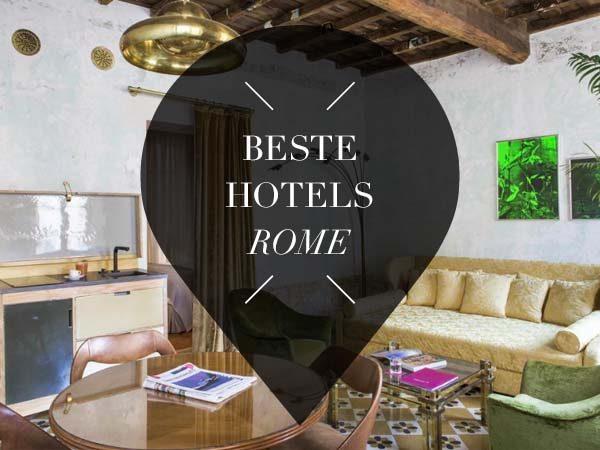 G-Rough, Rome - beste boutique hotels rome