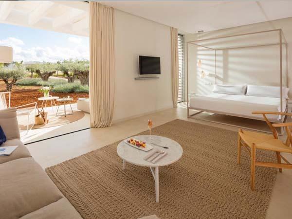 Ca Na Xica Hotel & Spa, Noord Ibiza - beste boutique hotels Ibiza