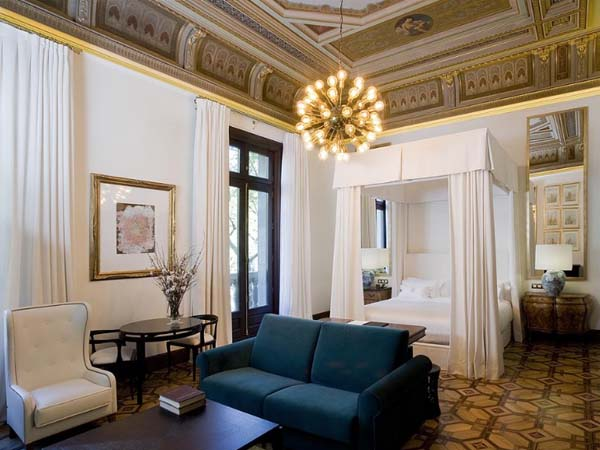 Cotton House Hotel, Barcelona - beste boutique hotels barcelona