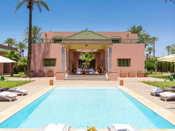 Domaine Abiad Marrakech - Beste hotels marrakech